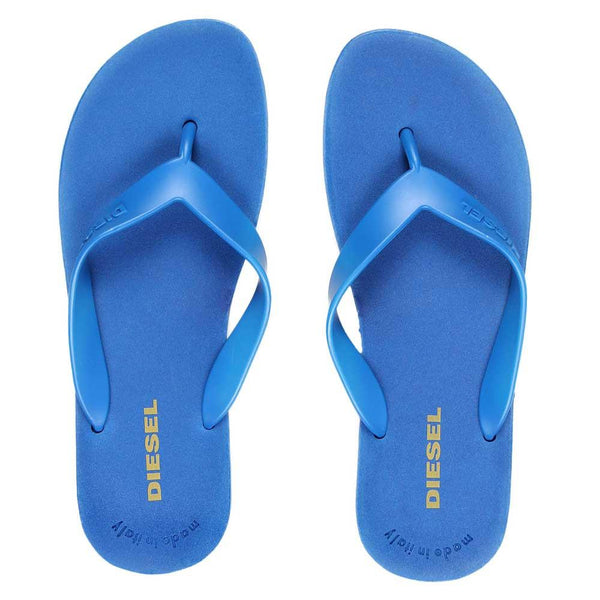 Diesel Splish Flip Flops - Nautical Blue - so-ldn