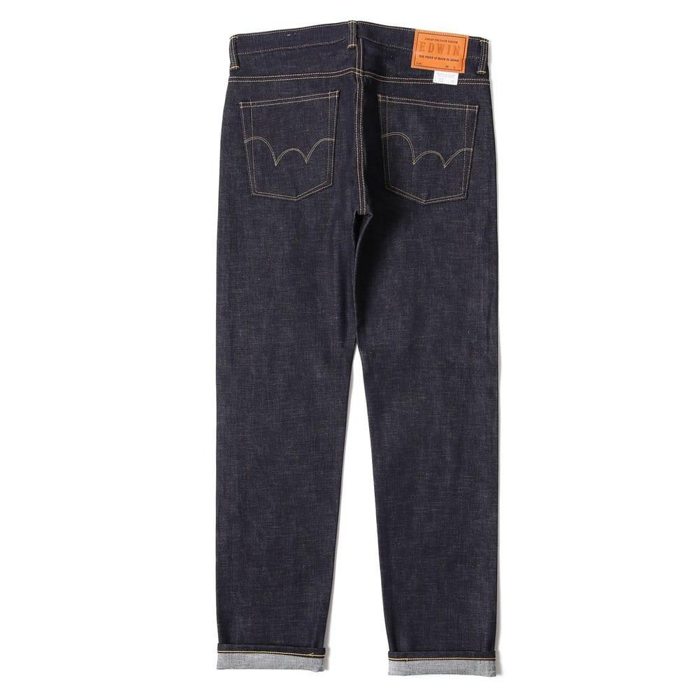 Edwin Classic Made In Japan Rainbow Selvedge Regular Tapered Unwashed