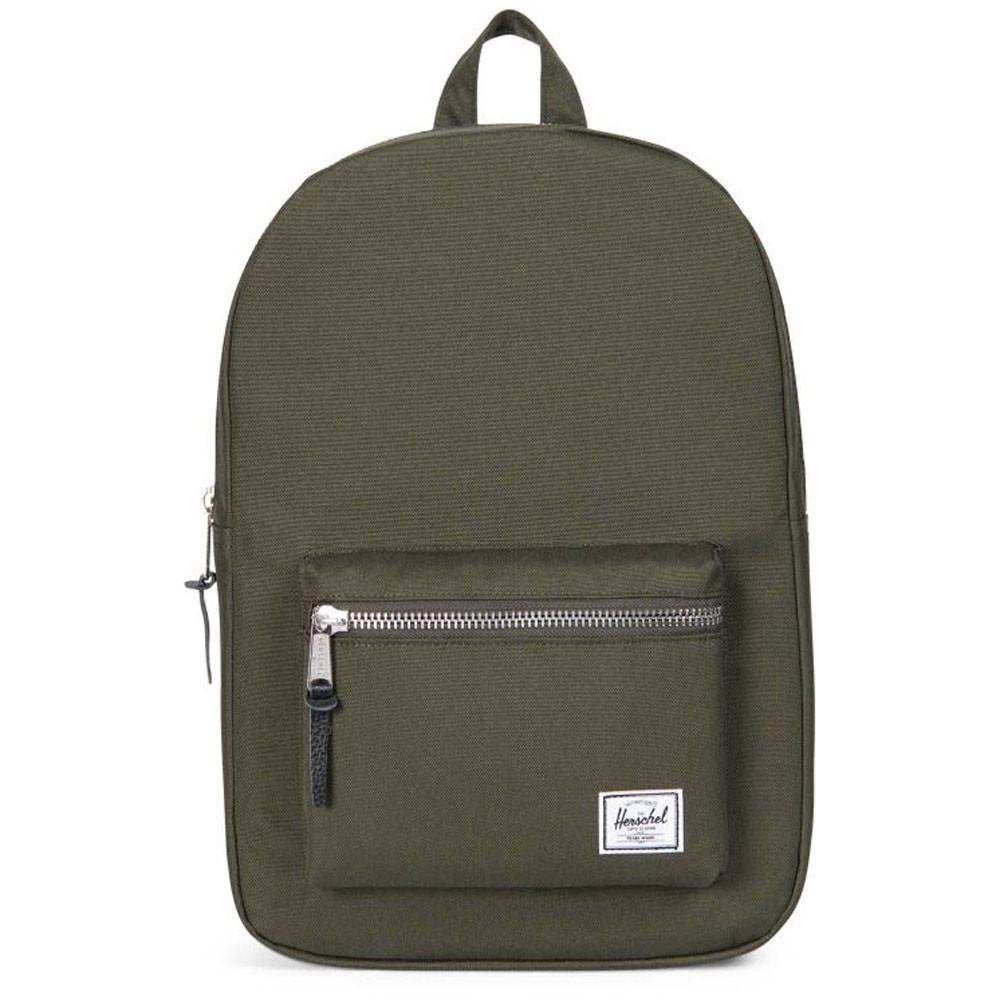 Herschel Supply Co - Settlement Backpack - Forest Green - so-ldn