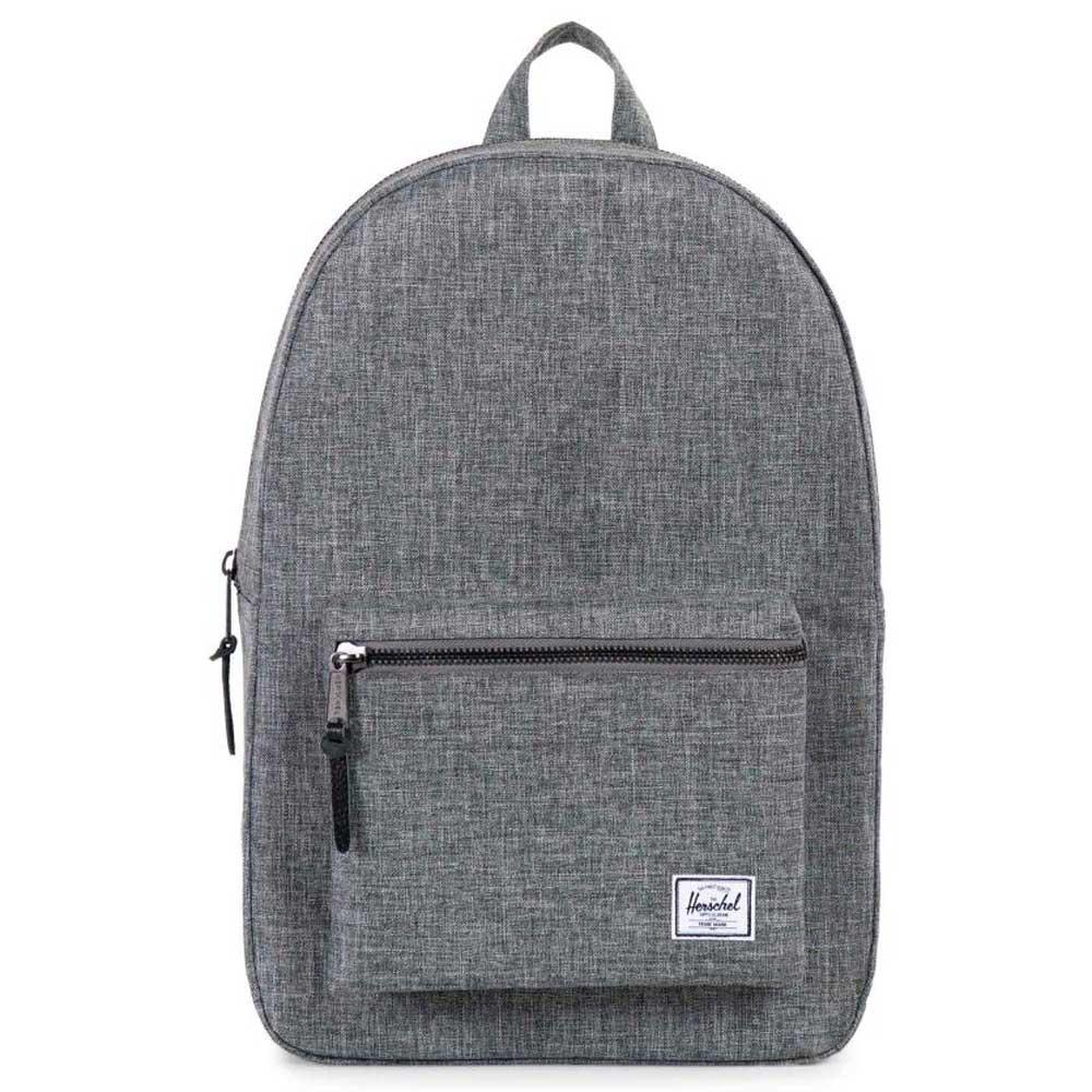 Herschel Supply Co - Settlement Backpack - Raven Crosshatch Grey - so-ldn