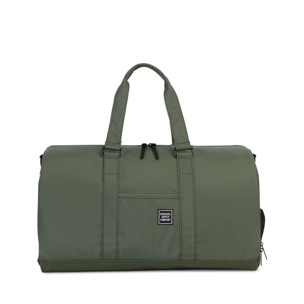 Herschel Supply Co - Novel Duffel Bag Studio  Beetle Polycoat Green - so-ldn