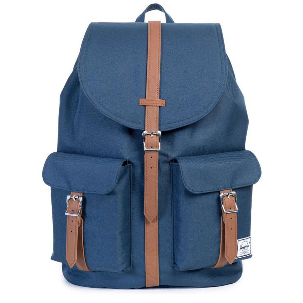 Herschel Supply Co Dawson backpack - Navy / Tan - so-ldn