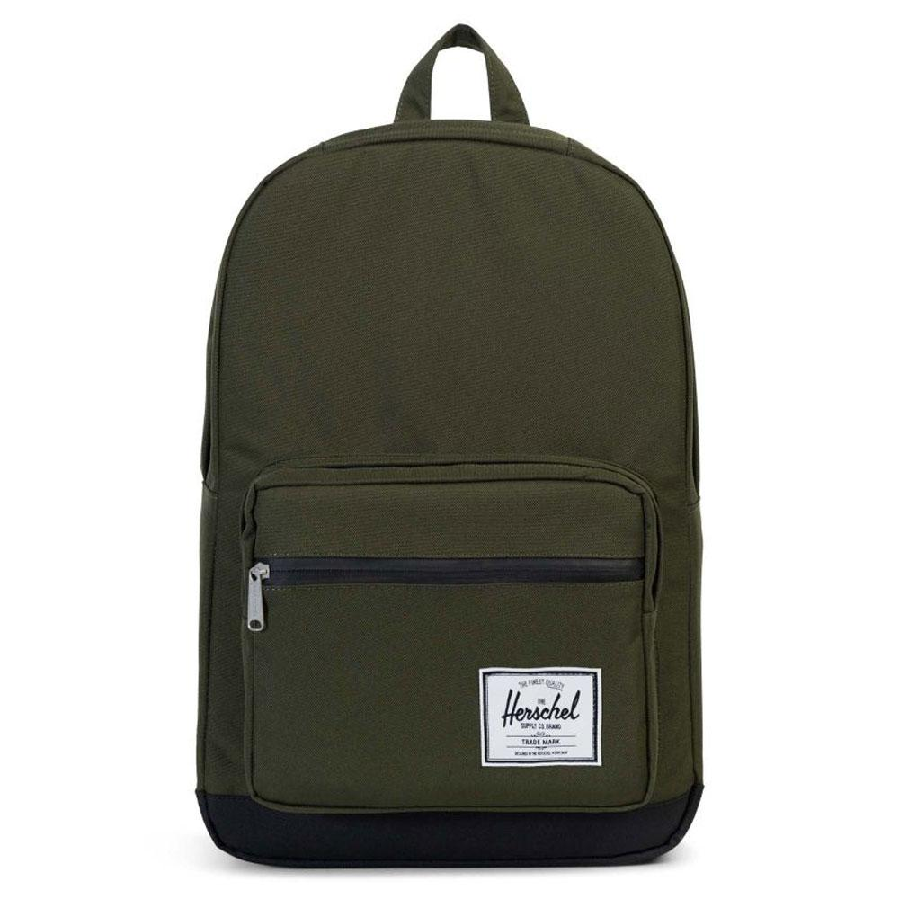 2b171c7f5e Herschel Supply Co. Pop Quiz Laptop Backpack - Forest Night Green - so-ldn