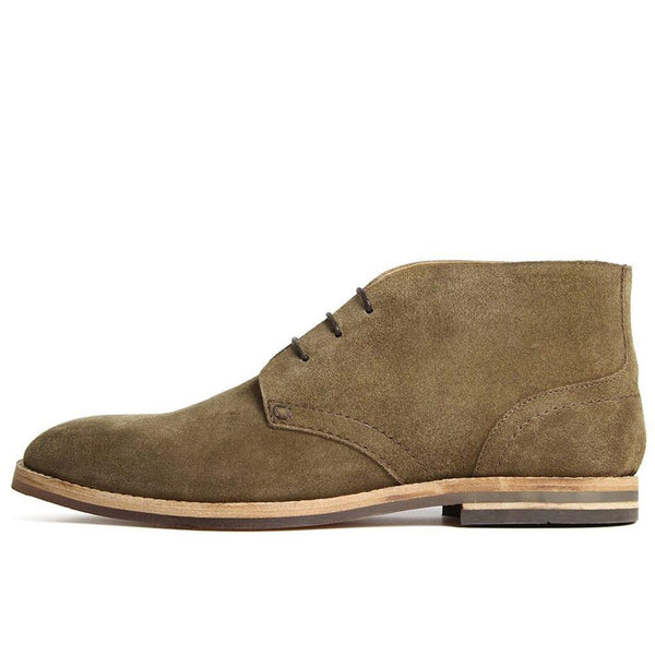 Hudson Shoes Houghton 3 Boots - Tobacco Suede - so-ldn