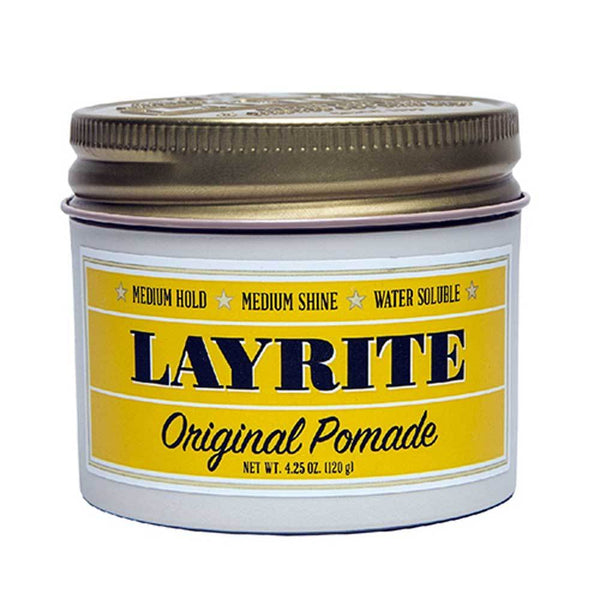 Layrite Original Hair Pomade - so-ldn