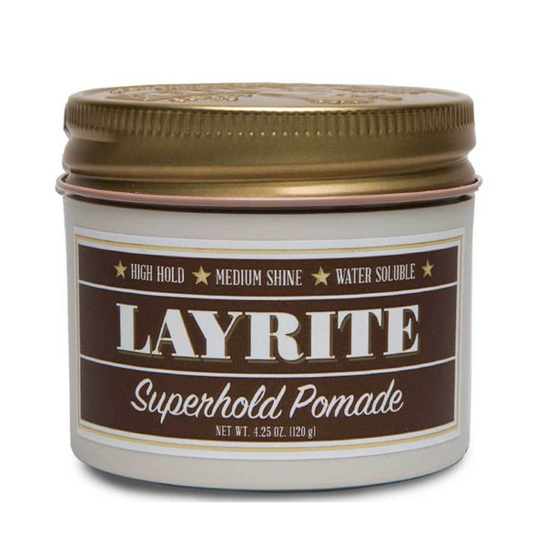 Layrite Super Hold Pomade - so-ldn