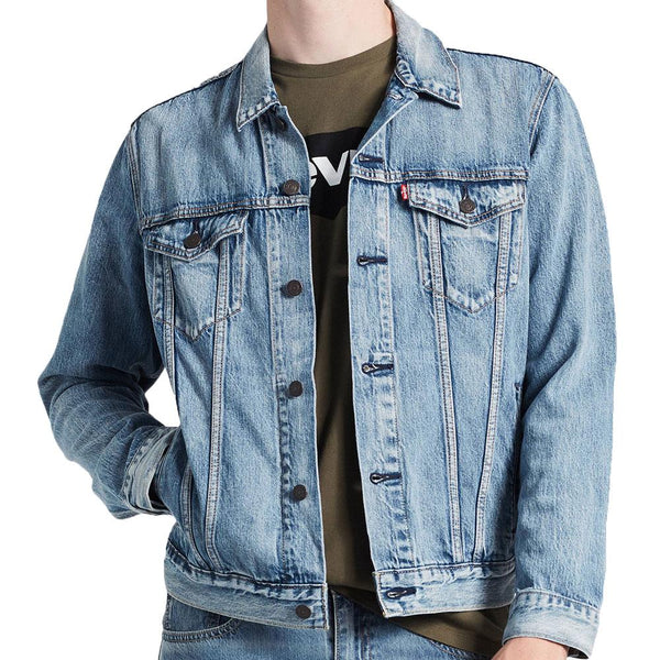 Levi's Trucker Denim Jacket - killebrew Blue - so-ldn