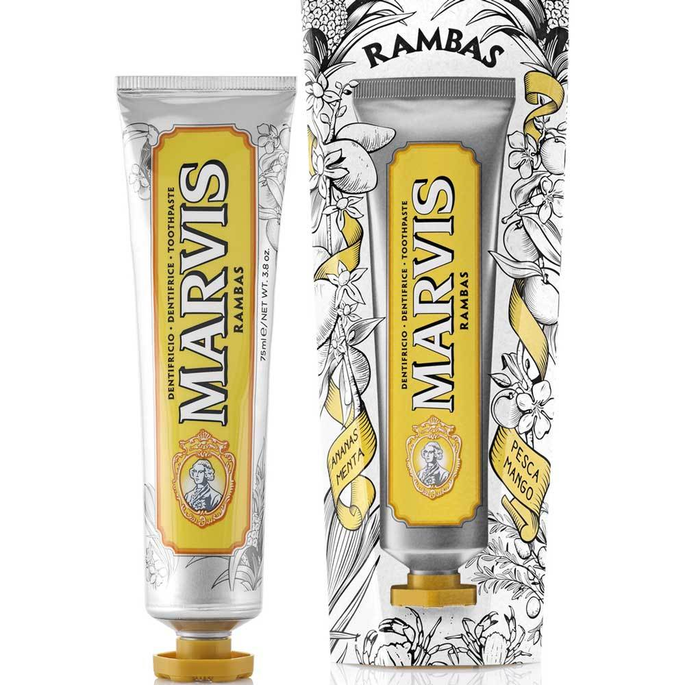 Marvis Rambas Toothpaste (75ml) - so-ldn