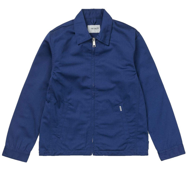 Carhartt WIP Modular Jacket - Metro Blue - so-ldn