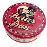 Rumble 59 Schmiere Special Edition Pomade Better Dan - Medium Hair Pomade - so-ldn