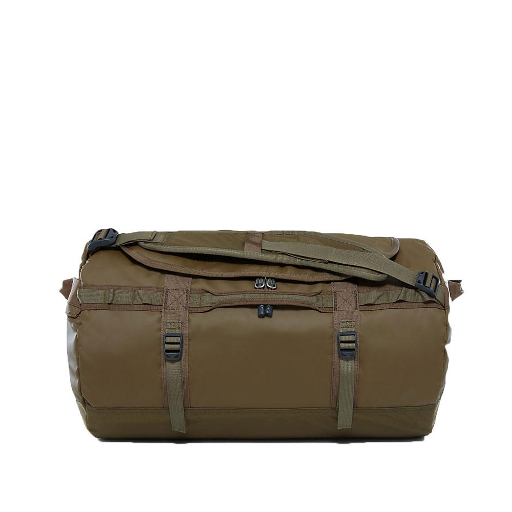 The North Face Base Camp Duffel Barrel Bag - Small - Beech Green / Olive T93ET0YQW - so-ldn