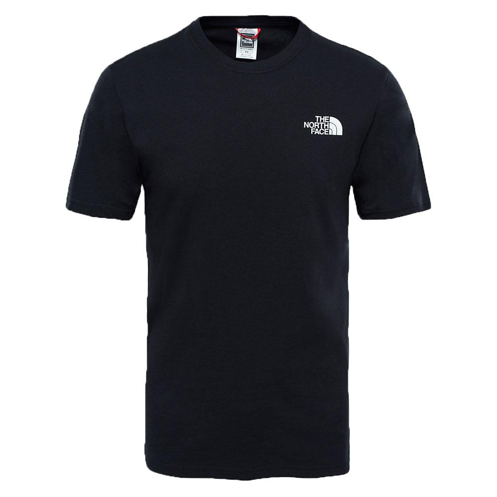 The North Face Red Box Crew Neck T-Shirt - Black - so-ldn