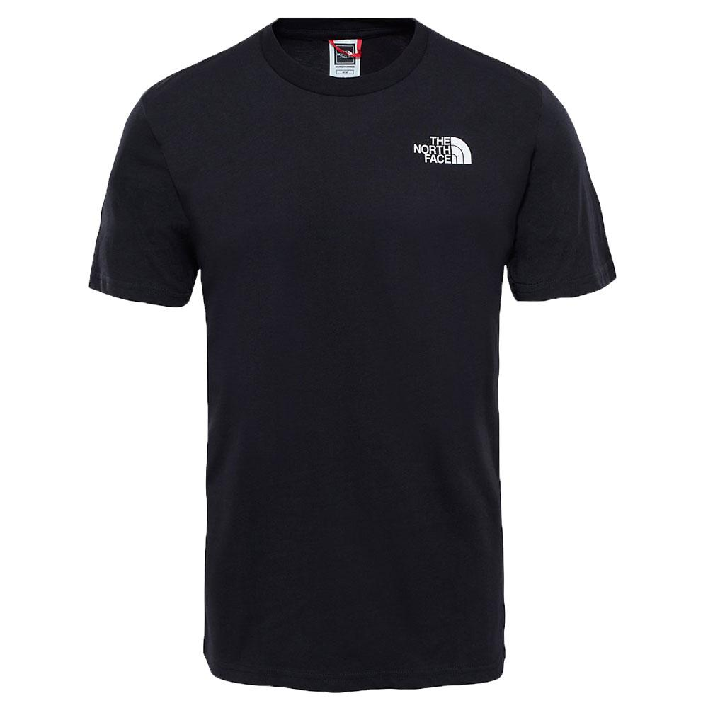 The North Face Simple Dome T-Shirt - Black - so-ldn
