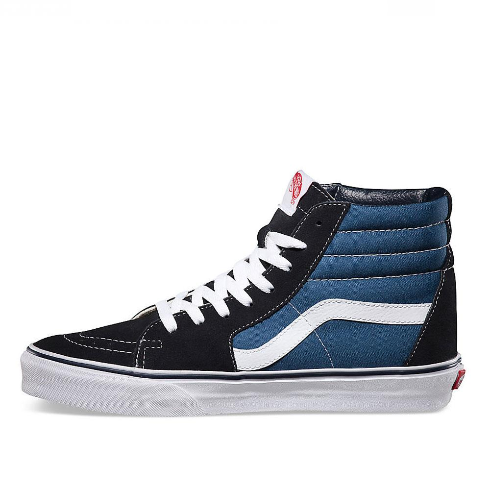 Vans Mens Sk8-Hi - Navy VN000D5INVY - so-ldn