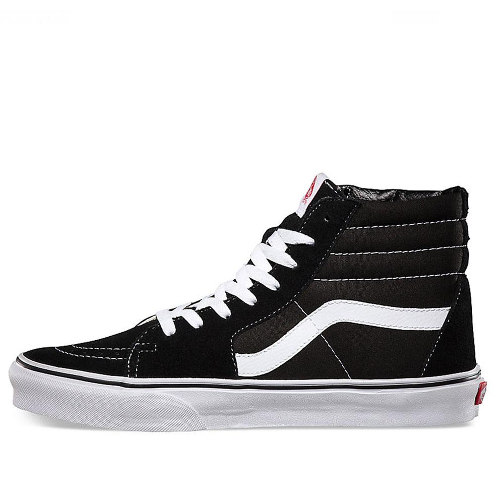 Vans Men's Sk8-Hi Trainers - Black VN000D5IB8C - so-ldn