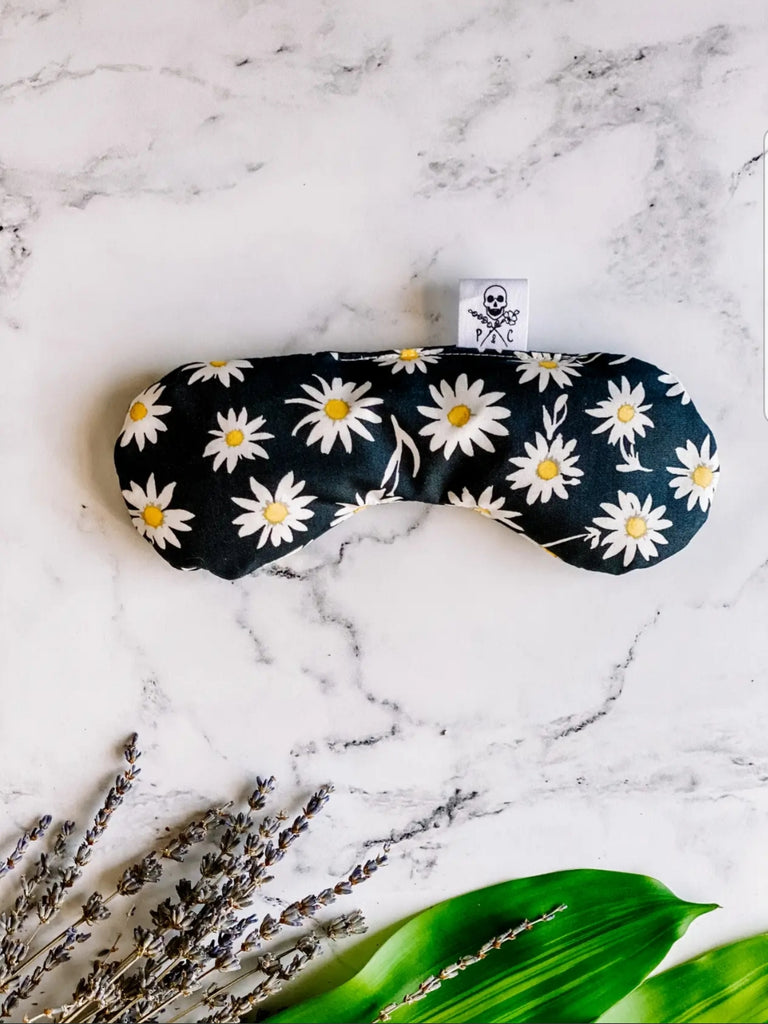 Lavender & Flax Seed Eye Pillow - Daisy Dreamer