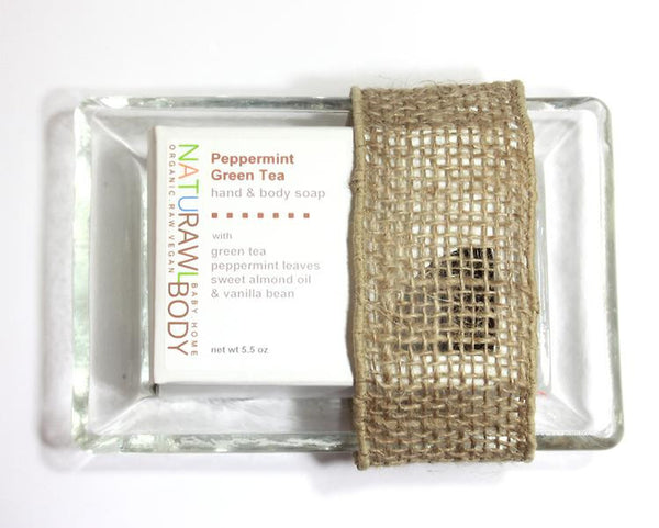 Moisturizing Body + Hand  Bar Soap Set
