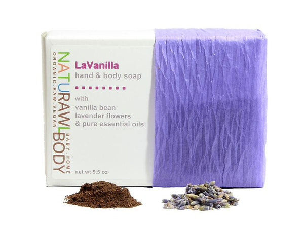 LaVanilla Body + Hand Soap