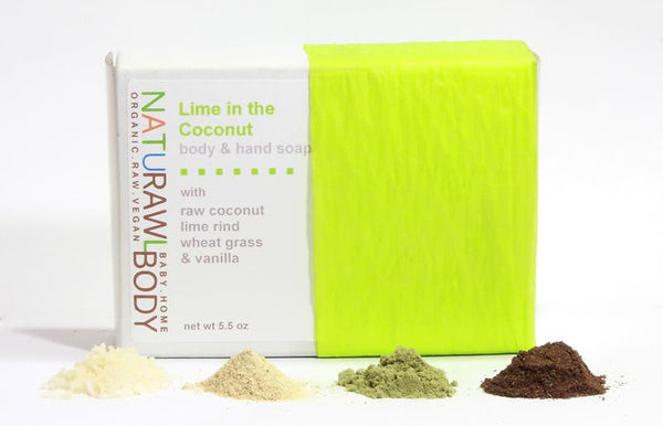 Lime In the Coconut Body + Hand Soap
