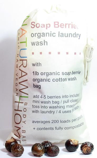 Soap Berries / Organic Laundry Wash