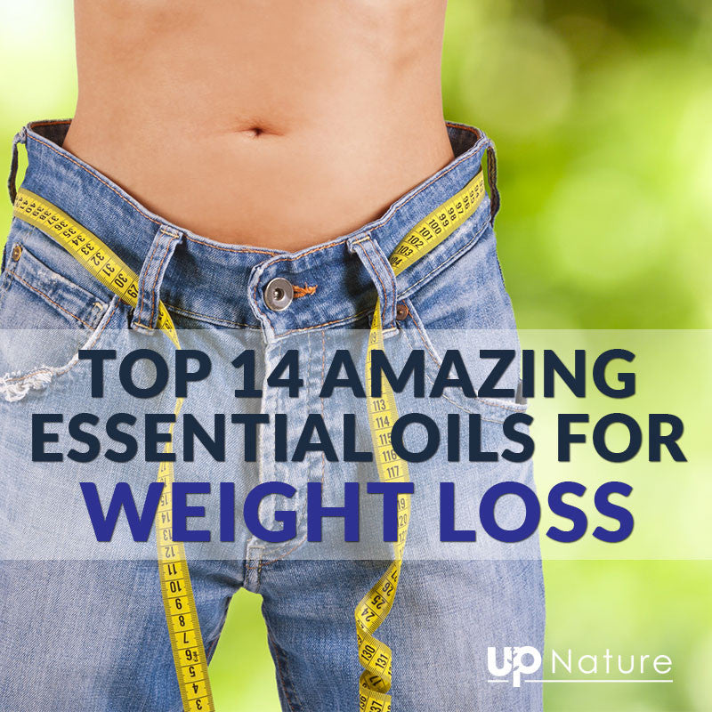 Top 14 Amazing Essential Oils For Weight Loss (And How To