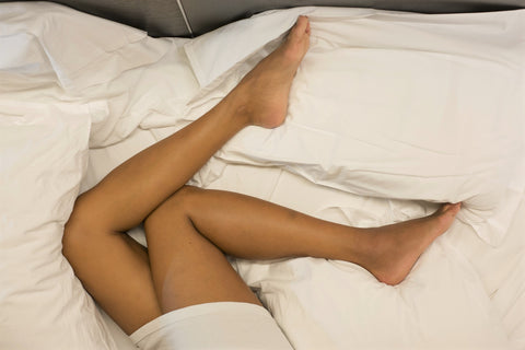 Essential Oils For Restless Leg Syndrome
