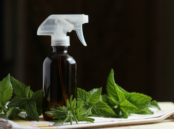 How To Make A Fragrant Peppermint Spray