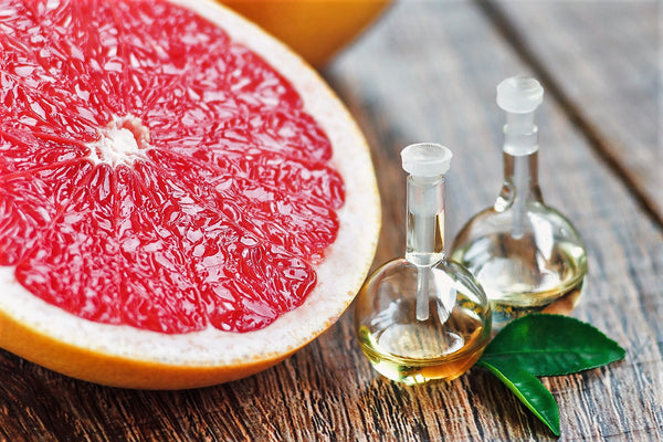 Grapefruit Essential Oil for Colds and Flu Relief