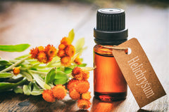 Helichrysum Essential Oil for hair growth
