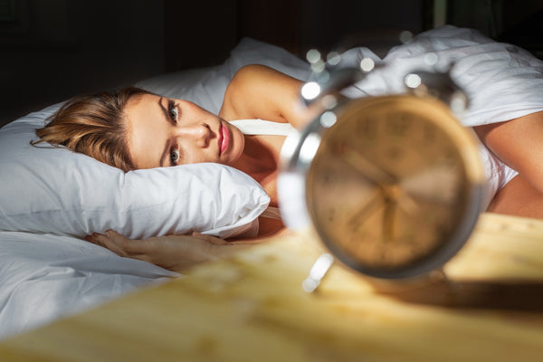 Cedarwood essential oil can treat Insomnia