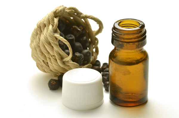 Juniper Berry Essential Oil for Colds and Flu Relief
