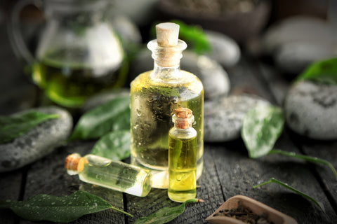 tea tree essential oil for stress
