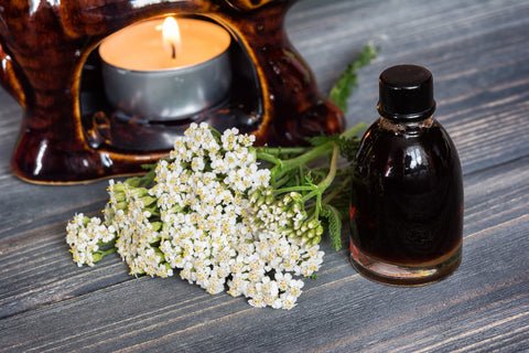 Yarrow Essential Oil for Restless Leg Syndrome