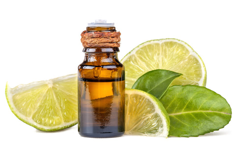 lime essential oil for stress