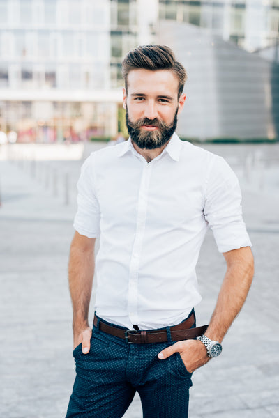 Benefits of dating men with beards