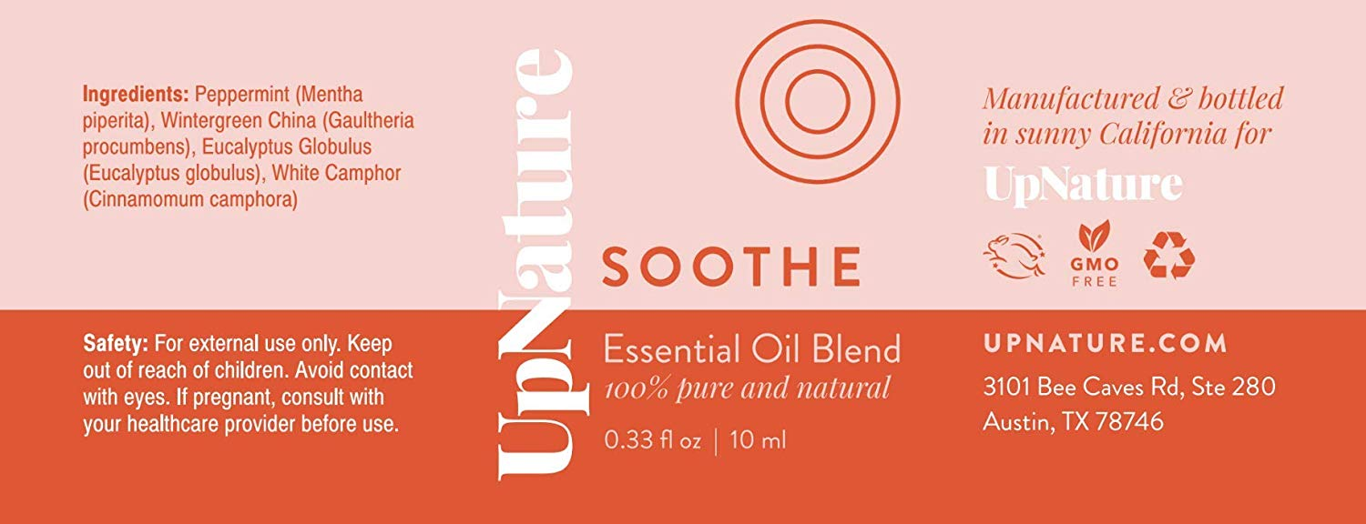 Soothe Essential Oil Blend