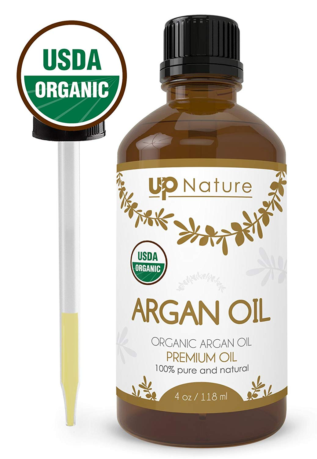 Organic Argan Essential Oil (4oz)