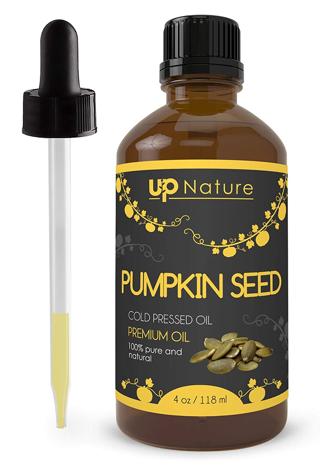 Pumpkin Seed Oil (4oz)