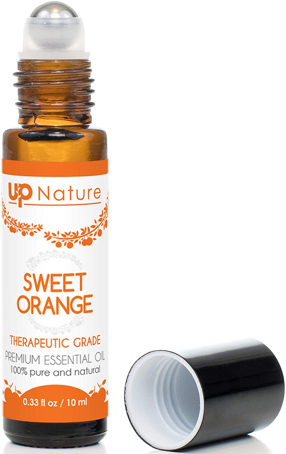 Sweet Orange Essential Oil Roll-On