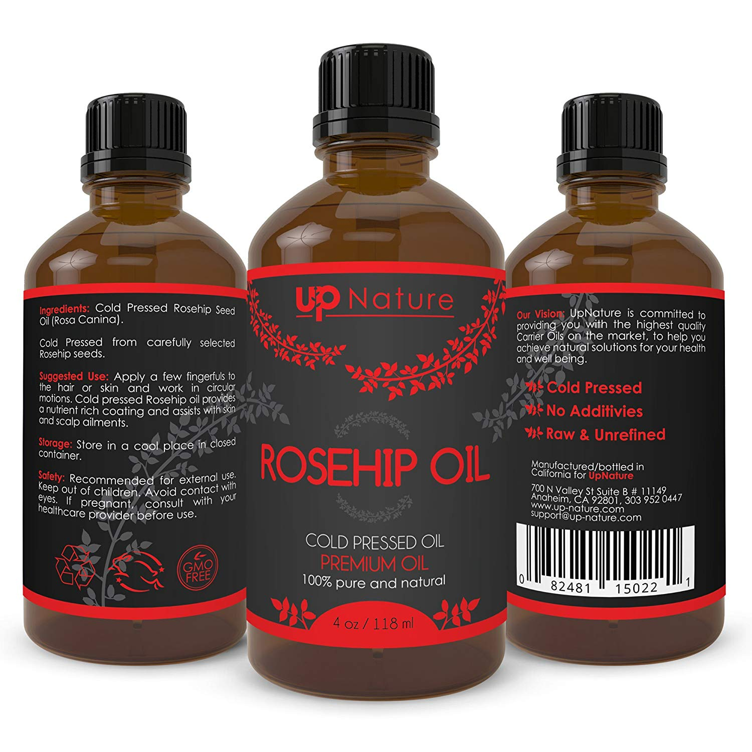 Rosehip Essential Oil (4oz)