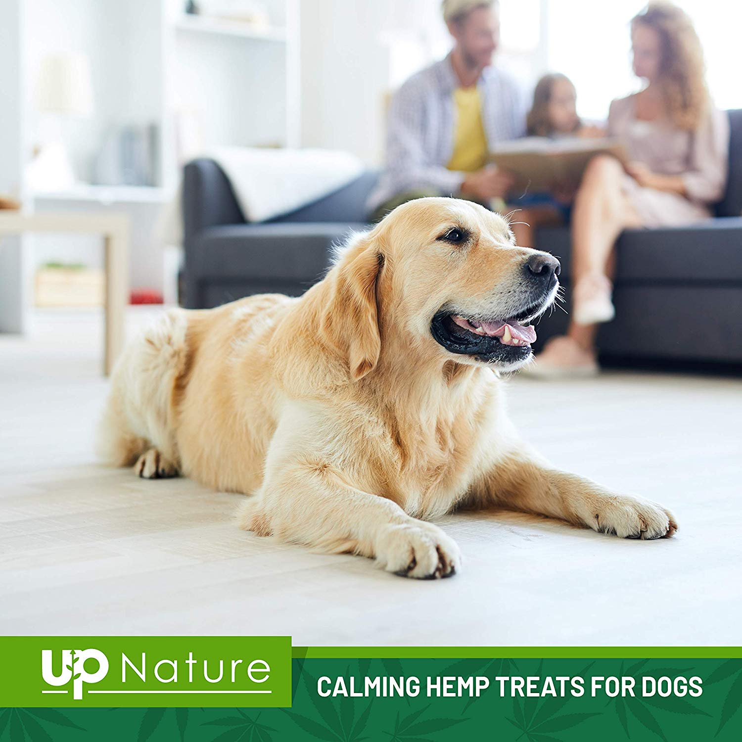 UpNature Hemp Dog Treats