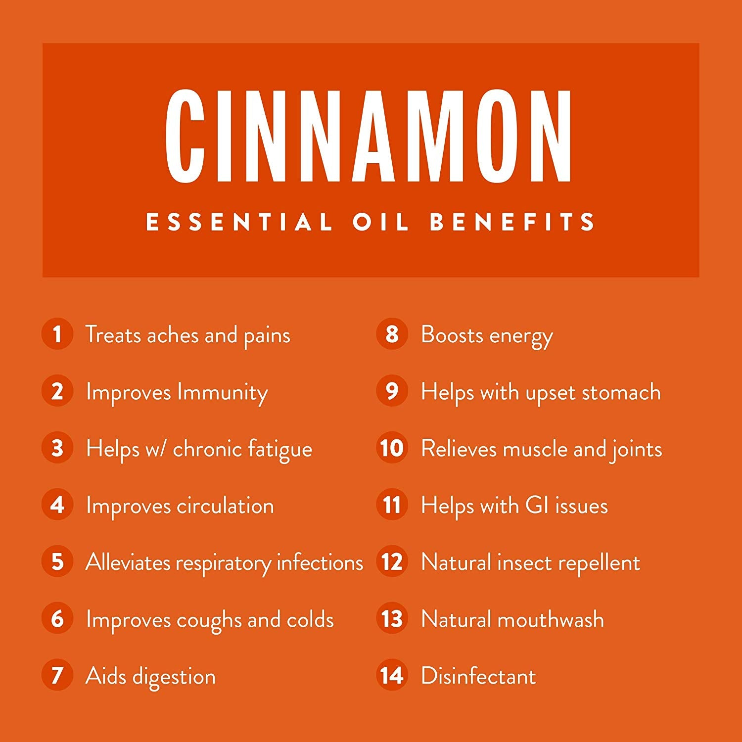 Cinnamon Leaf Essential Oil (4oz)