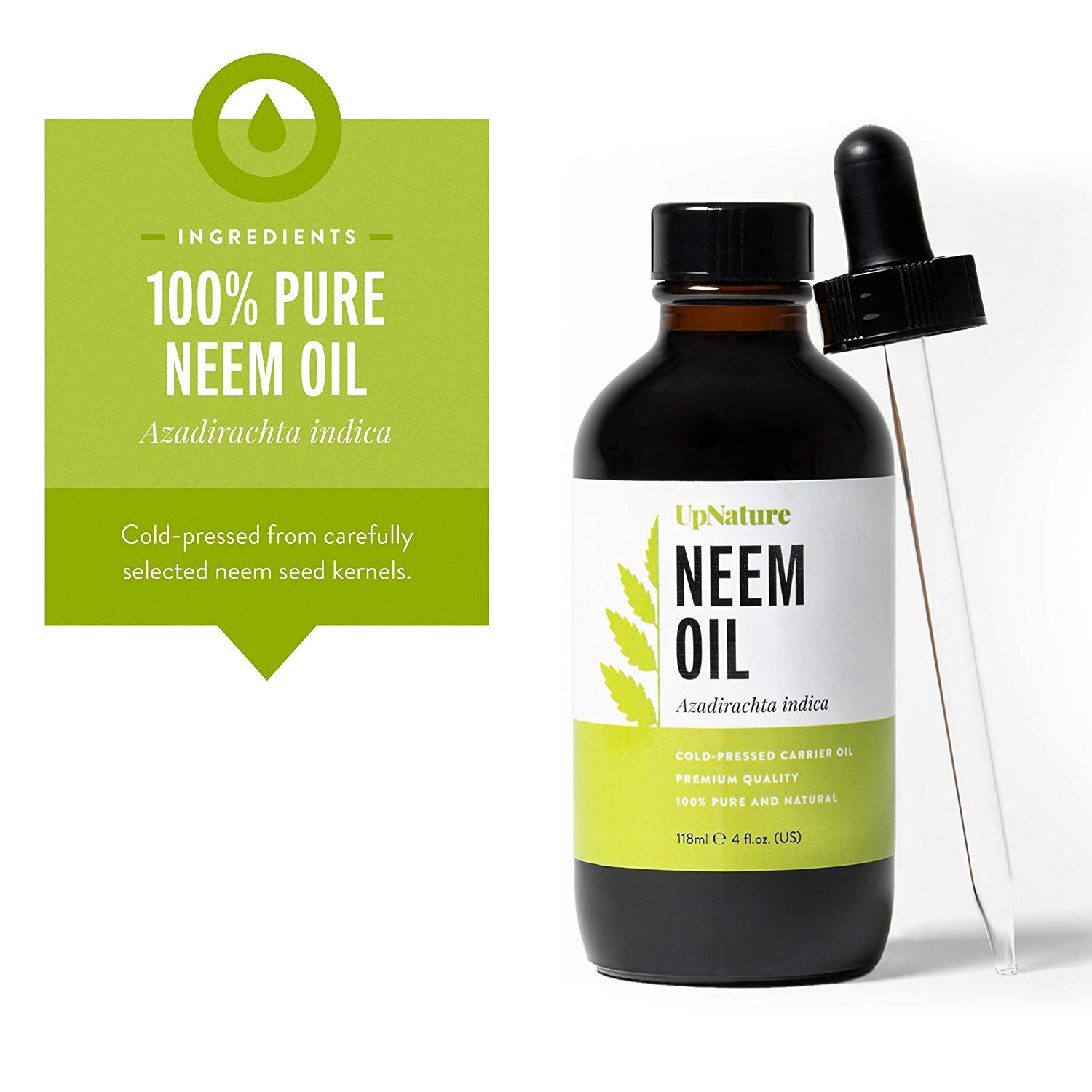 Neem Essential Oil Extract (4 oz)