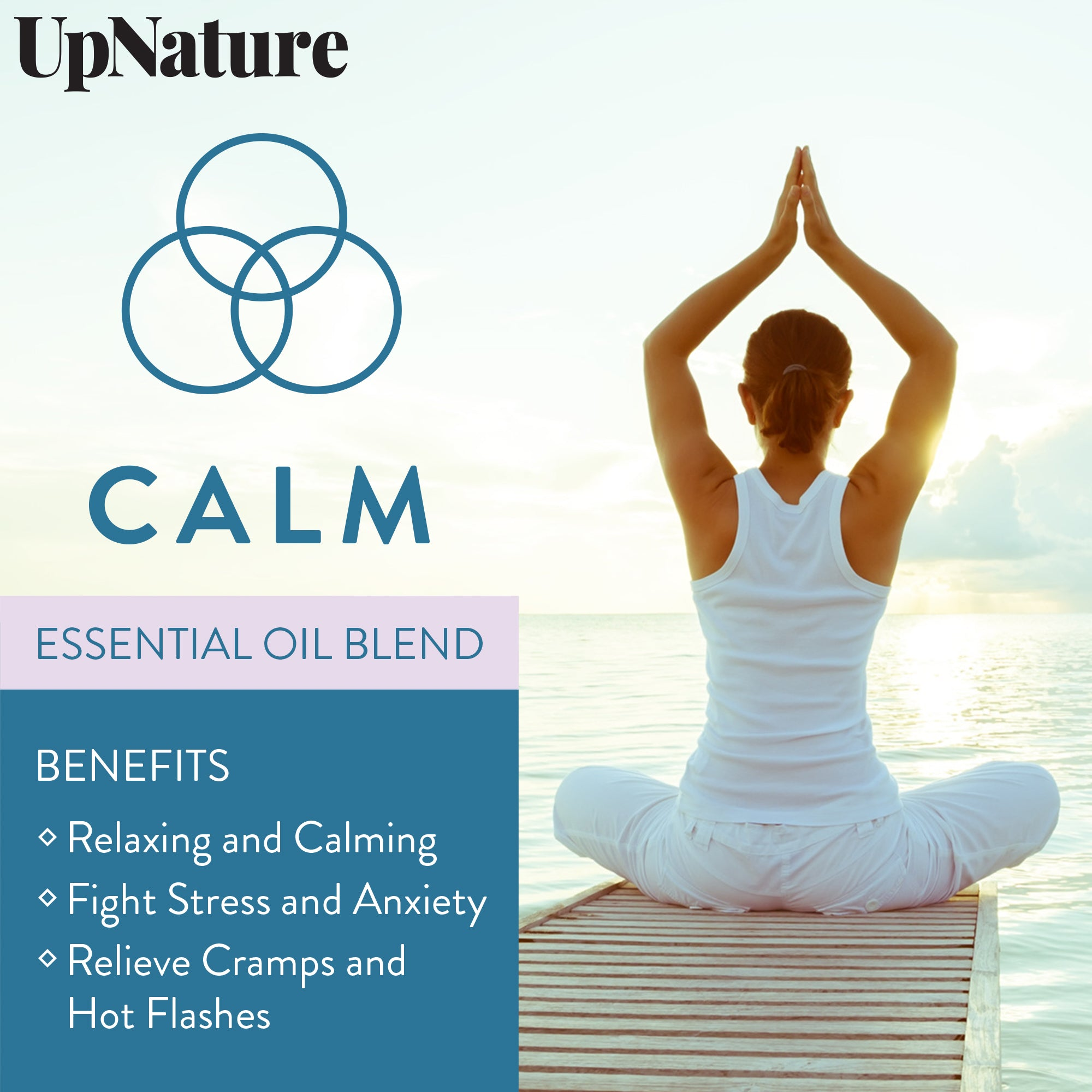 CALM - Anxiety Relief Essential Oil Blend