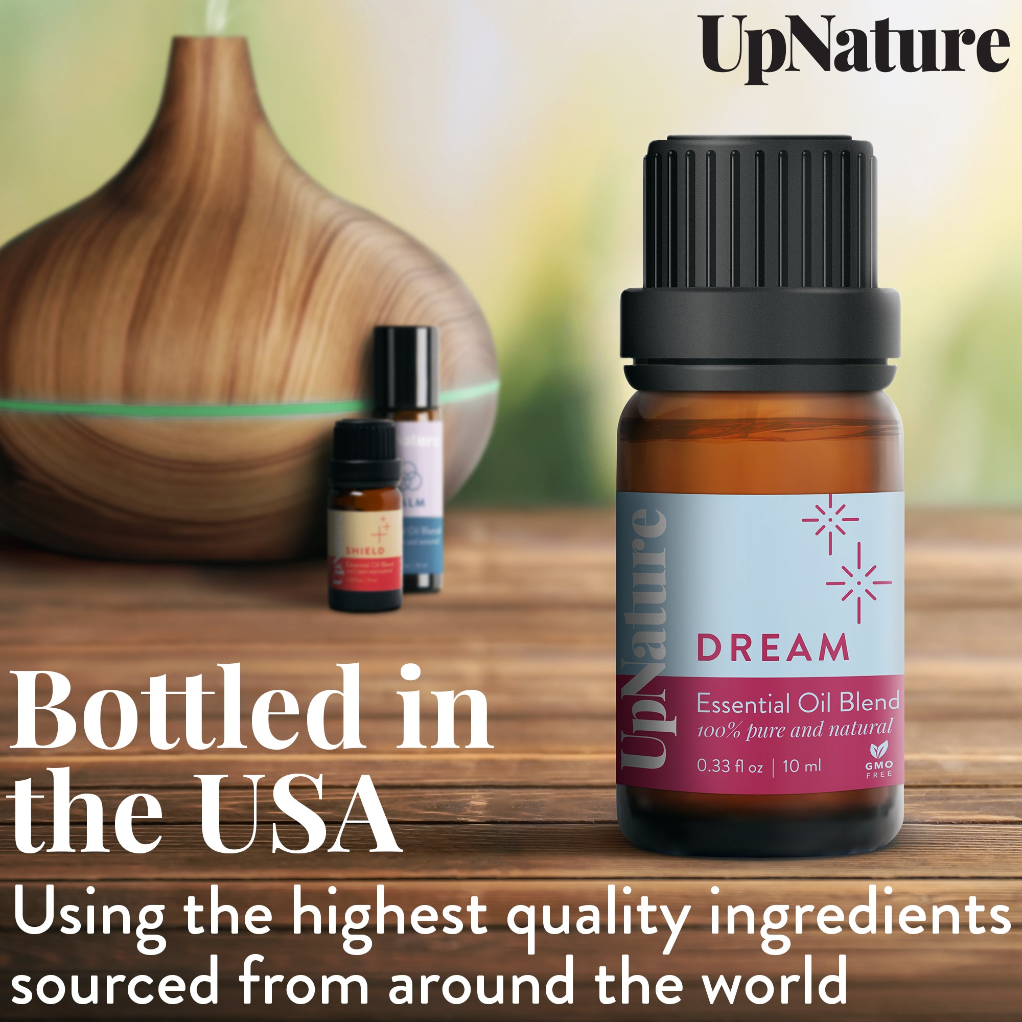 Dream Essential Oils For Sleep