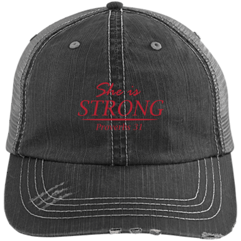 She Is Strong Proverbs 31 Hats