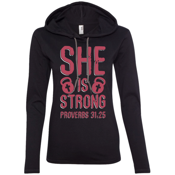 She is Strong Proverbs 31 Woman