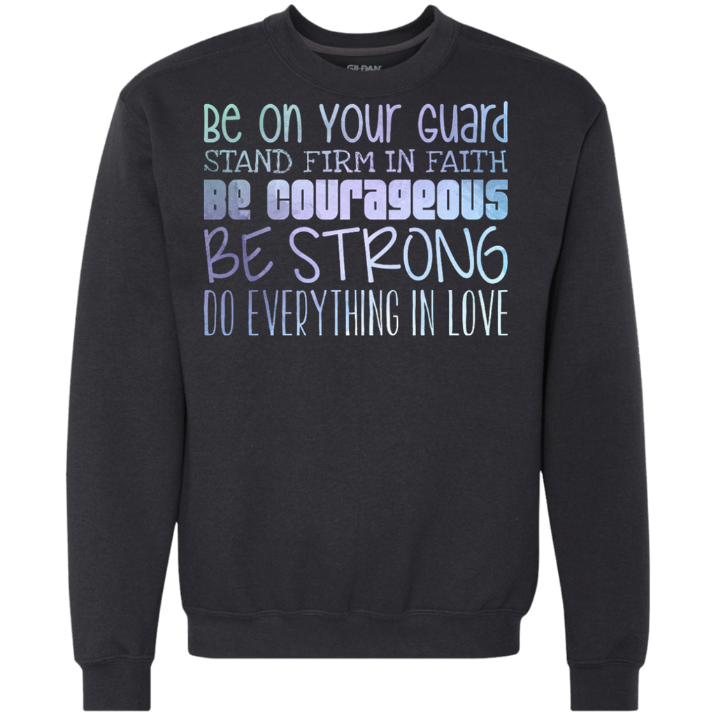 Heavyweight Crewneck Sweatshirt 9 oz