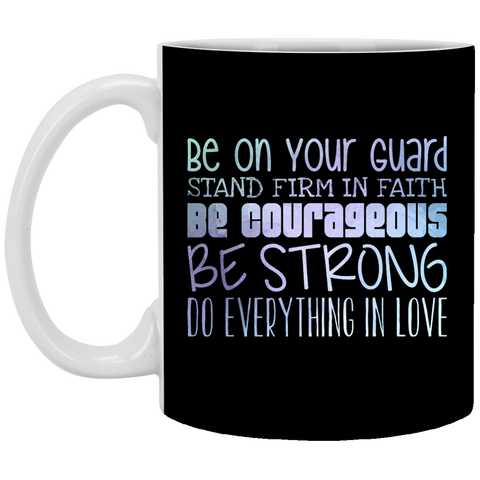 Be On Your Guard Mug