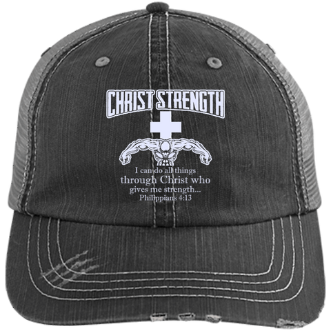 Christ Strength Hats